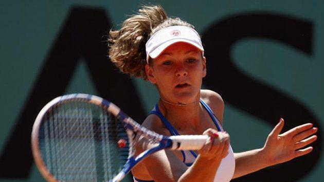 Polská tenistka Agnieszka Radwaňská.