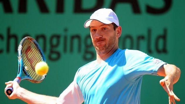 Český tenista Jan Hájek vyhrál challenger v Prostějově.