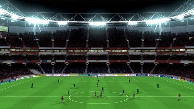 Takovýto přehledný pohled si budete moci zvolit i na ruských stadionech.