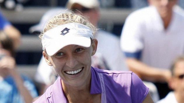 Chorvatská tenistka Mirjana Lučičová