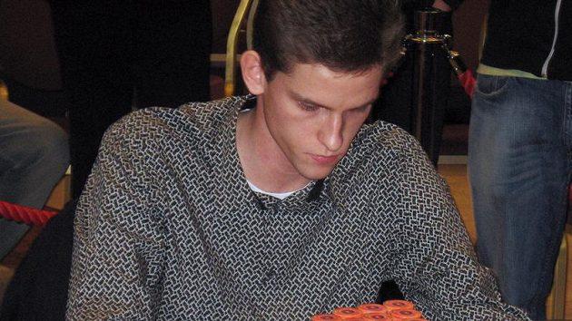 Česká hráč Jan Škampa vyhrál Evropskou pokerovou tour v Praze