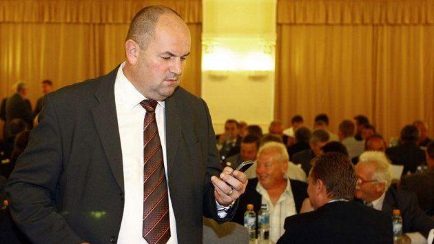 Miroslav Pelta chystá na červen velkou fotbalovou slávu.