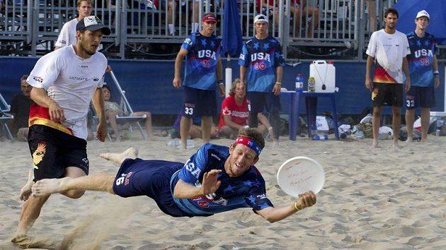 Reprezentace USA potvrdila svoji sílu. Vyhrála pět ze šesti kategorií.