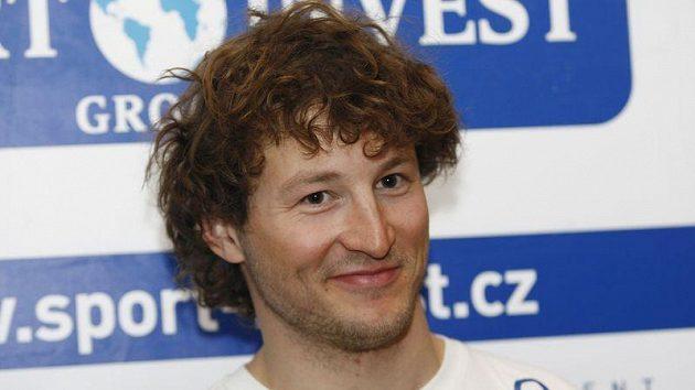 Snowboardcrossař Michal Novotný