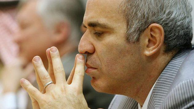 Šachista Garri Kasparov