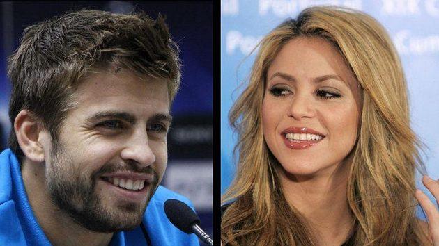 Gerard Piqué a Shakira čekají druhého potomka.