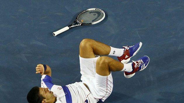 Novak Djokovičvzdal finálový duel v Cincinnati