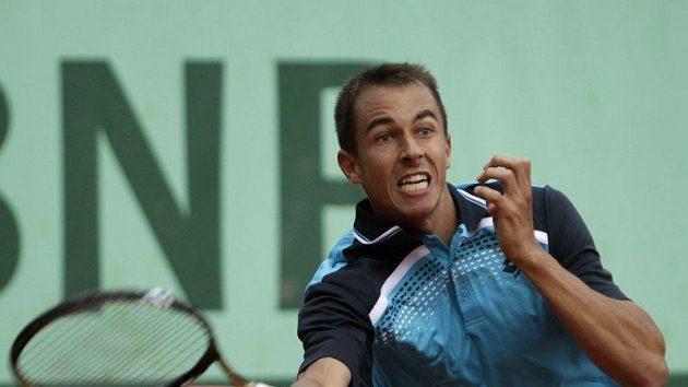Lukáš Rosol udolal na French Open Rakušana Jürgena Melzera.