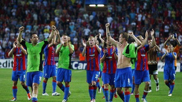 Fotbalisté Plzně získali nejvíce bodů ze všech týmů.