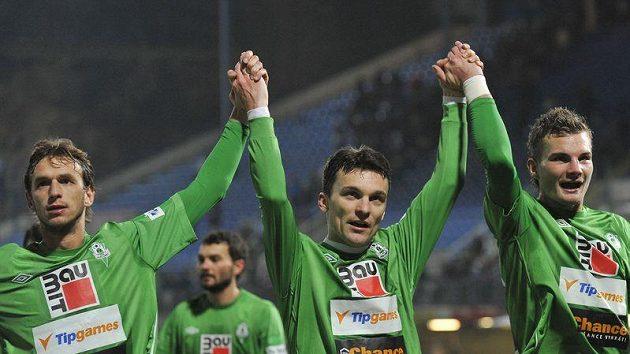 Fotbalisté Jablonce zůstali za očekáváním.