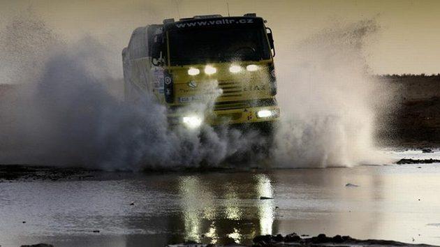 KM Racing vyráží na Dakar v podobném složení jako před rokem.