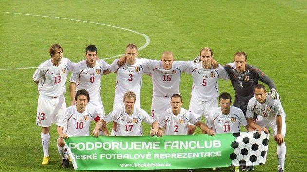 Reprezentace podporuje fanclub