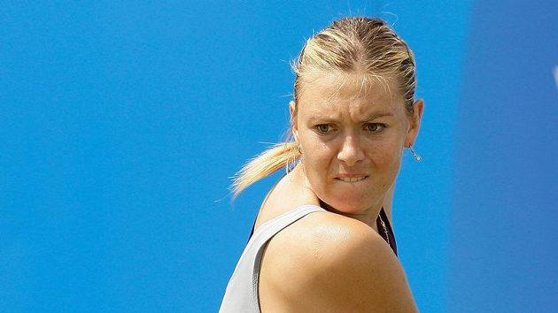 Ruská tenistka Maria Šarapovová je v Miami ve finále.