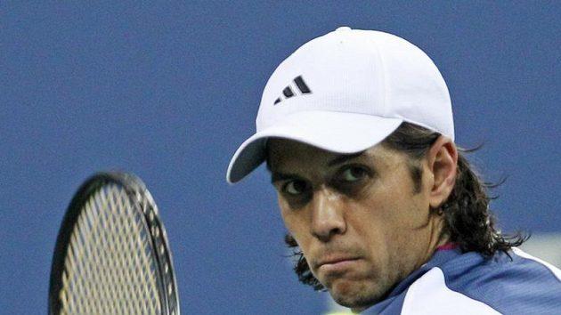 Španělský tenista Fernando Verdasco
