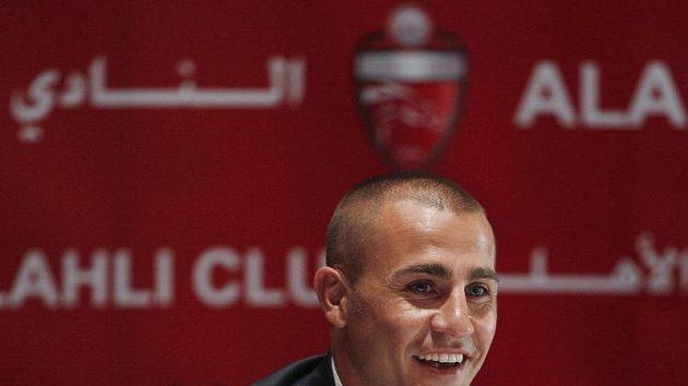 Fabio Cannavaro je připravený vystupovat jako svědek.