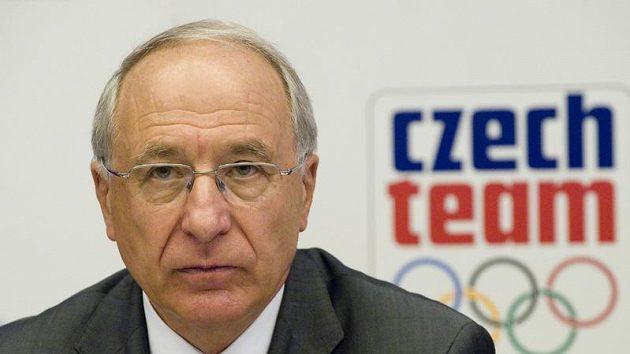 Předseda ČOV Milan Jirásek