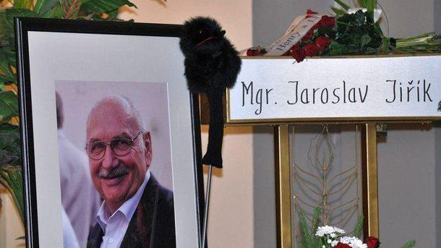 Poslední rozloučení s tragicky zesnulým Jaroslavem Jiříkem v Brně