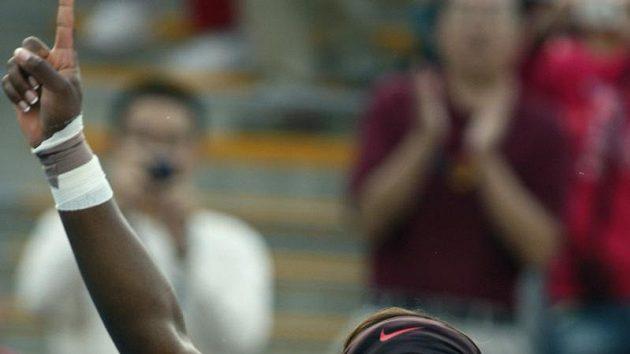 Americká tenistka Serena Williamsová se vrátila na první místo žebříčku WTA.