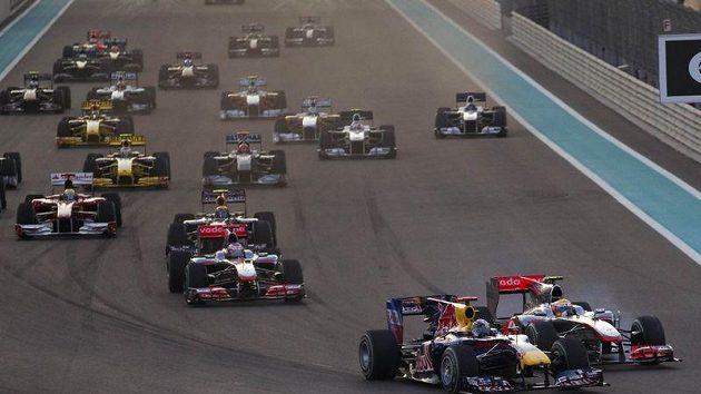 Formule 1 se v JAR naposledy jela na začátku 90. let v Kyalami (ilustrační foto).