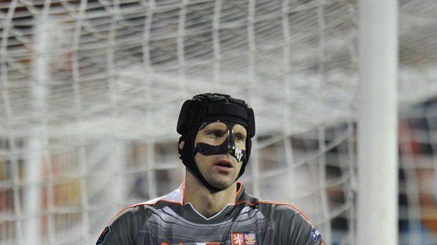 Petr Čech si los pochvaloval.