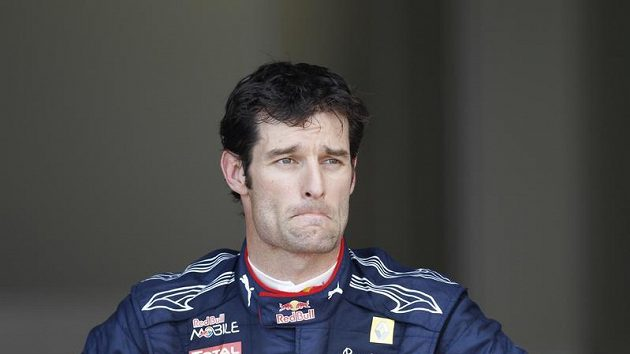 Mark Webber v Silverstone.