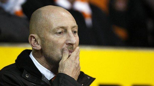 Kouč Blackpoolu Ian Holloway.