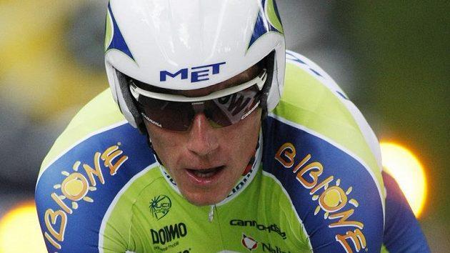 Český cyklista Roman Kreuziger