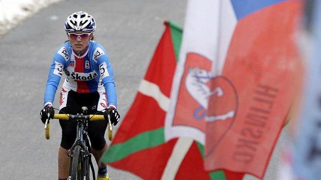 Kateřina Nashová vyhrála cyklokrosový závod v belgickém Baalu.