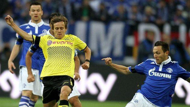 Fotbalisté Schalke 04 porazili v souboji o německý Superpohár ligového mistra z Dortmundu na penalty 4:3