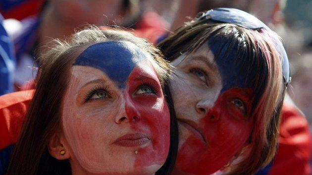 Do Skotska se vydá na sedm set fanoušků české reprezentace.