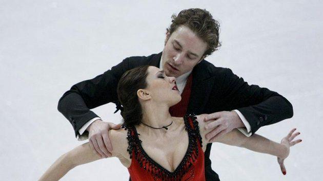 Nathalie Péchalatová a Fabian Bourzat.