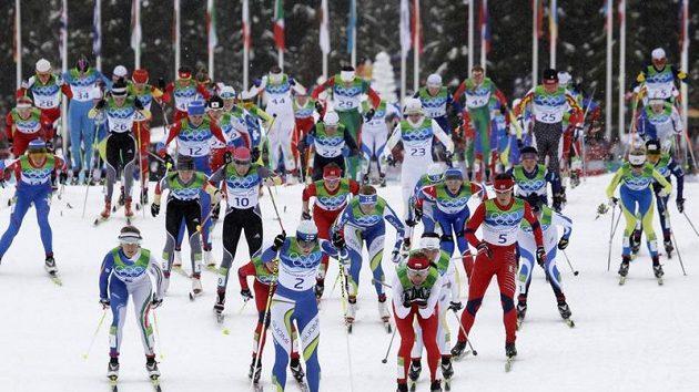 Švédští lyžaři mají tajnou zbraň.