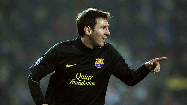 Hattrick! Lionel Messi dal Plzni v Edenu svůj 200., 201. a 202. gól v dresu Barcelony...