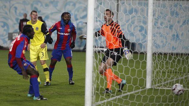 Po prvním gólu v Blažkově bráně bylo hotovo.