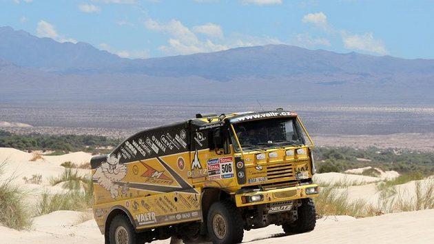 Rallye Dakar se opět pojede v Jižní Americe.