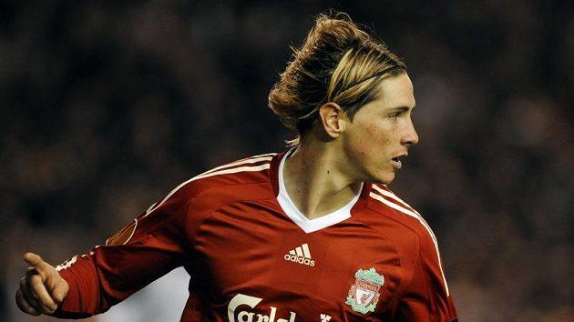 Útočník Liverpoolu Fernando Torres už do konce sezóny pro zranění nenastoupí - ilustrační foto.
