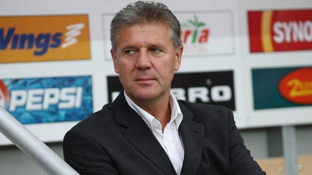 Spokojený trenér Sparty Jozef Chovanec