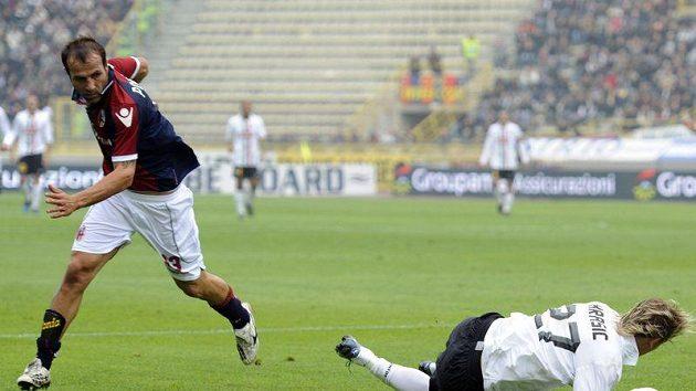 Fotbalové Boloni byly odečteny další body.