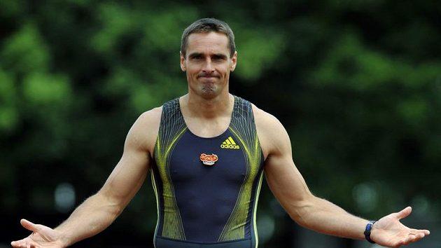 Desetibojař Roman Šebrle už deset let drží světový rekord.