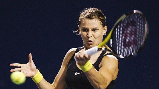 Lucie Šafářová se opět probojovala do semifinále.