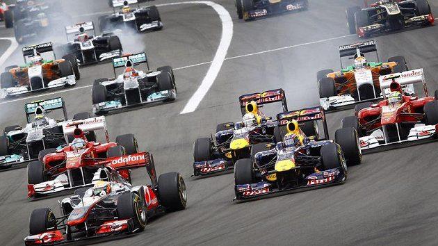 Mají talentovaní jezdci z GP2 cestu do formule 1 zatarasenou? Pozvánky nepřicházejí...