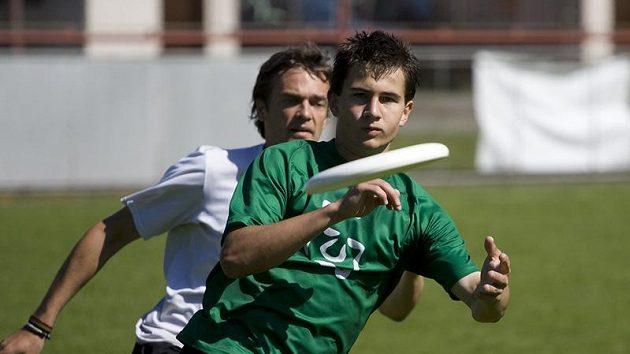Pražský tým F.U.J. nakonec vybojoval třetí místo.