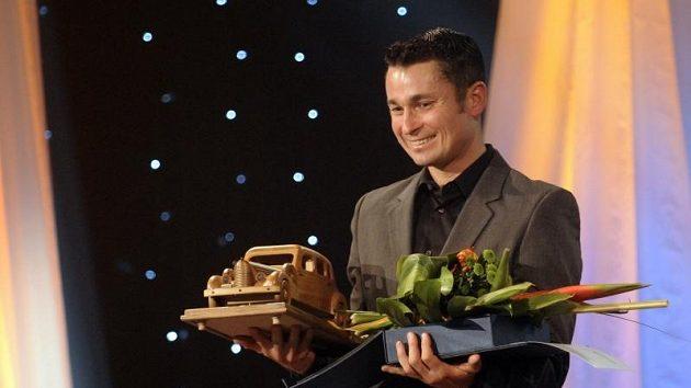 Cyklista Jiří Ježek byl vyhlášen nejlepším handicapovaným sportovcem roku 2009.