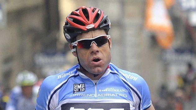 Australský cyklista Cadel Evans