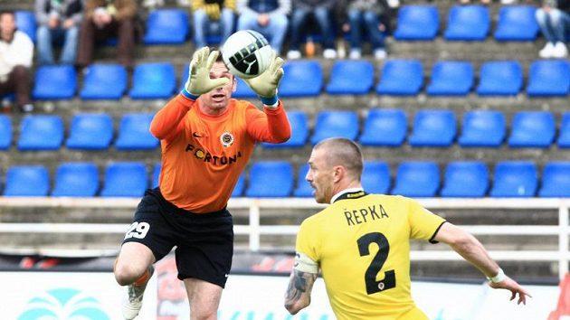 Musíme to zvládnout bez tebe, Blážo, ví sparťanský kapitán Tomáš Řepka.