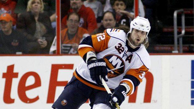 Obránce New York Islanders Brendan Witt
