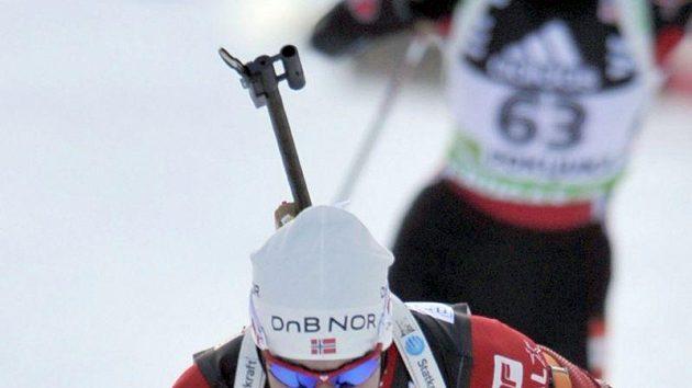 Tora Bergergerová vyhrála ve slovinské Pokljuce individuální závod Světového poháru na 15 km.
