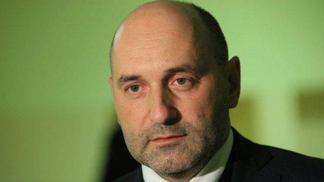 Majitel plzeňské Viktorie Tomáš Paclík