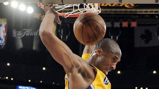 Největší hvězdou utkání byl, jako vždy, Kobe Bryant z Lakers.