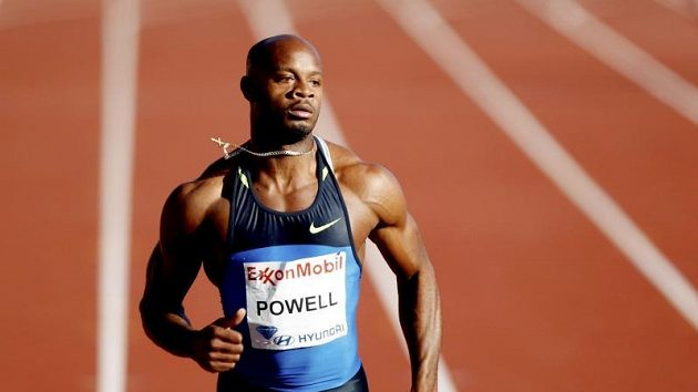 Asafa Powell v Kingstonu zklamal.